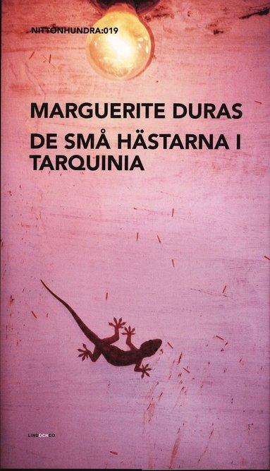 bokomslag De små hästarna i Tarquinia
