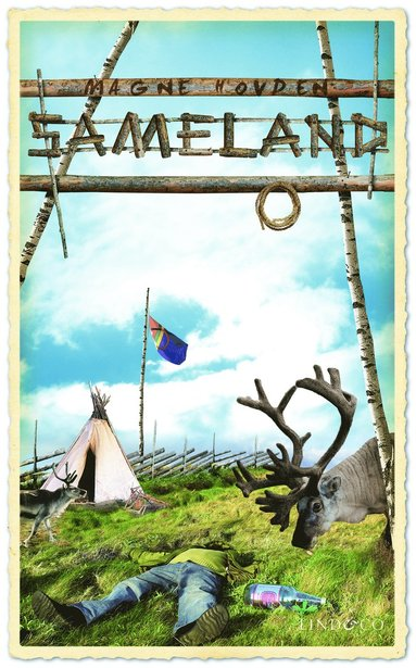 bokomslag Sameland