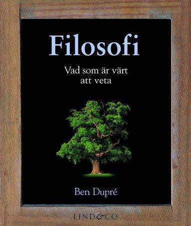 bokomslag Filosofi : vad som är värt att veta