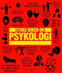 bokomslag Stora boken om psykologi