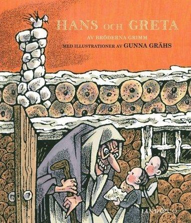 bokomslag Hans och Greta