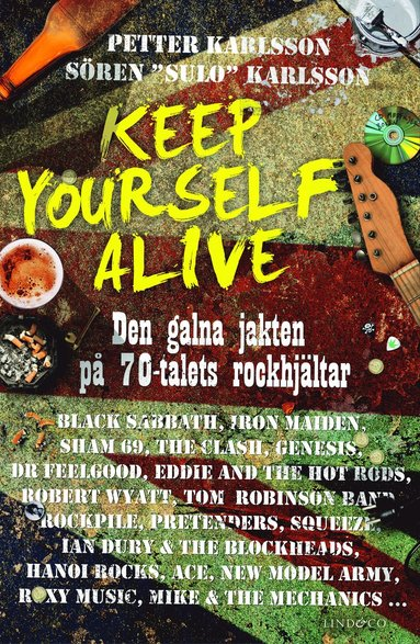 bokomslag Keep yourself alive