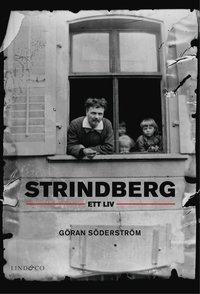 bokomslag Strindberg : ett liv