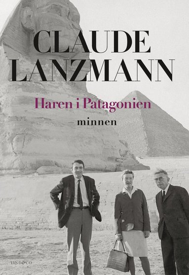 bokomslag Haren i Patagonien - minnen