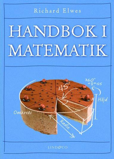 bokomslag Handbok i matematik