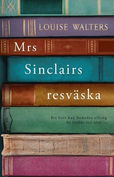 bokomslag Mrs Sinclairs resväska