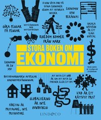bokomslag Stora boken om ekonomi