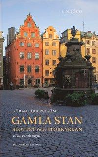 bokomslag Gamla Stan : slottet och Storkyrkan : elva vandringar