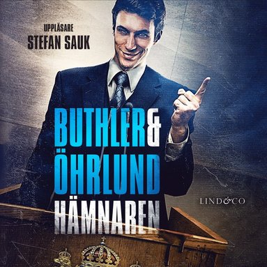 bokomslag Hämnaren