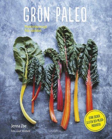 bokomslag Grön paleo : proteinrika recept från växtriket