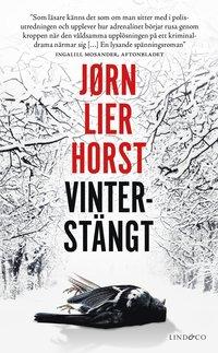 bokomslag Vinterstängt