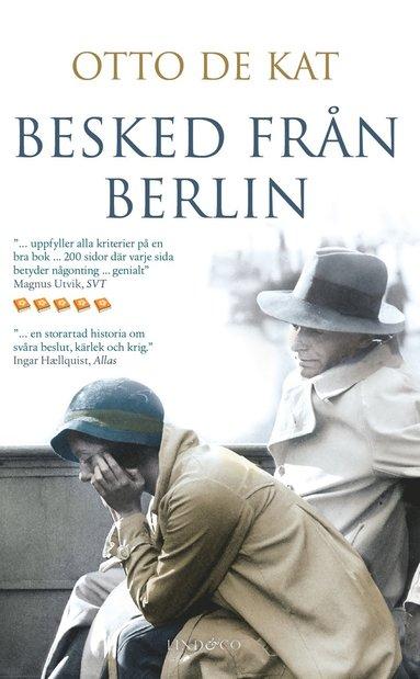 bokomslag Besked från Berlin