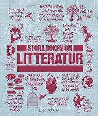 bokomslag Stora boken om litteratur