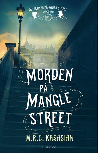 bokomslag Morden på Mangle Street