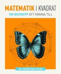 bokomslag Matematik i kvadrat : 100 begrepp att känna till