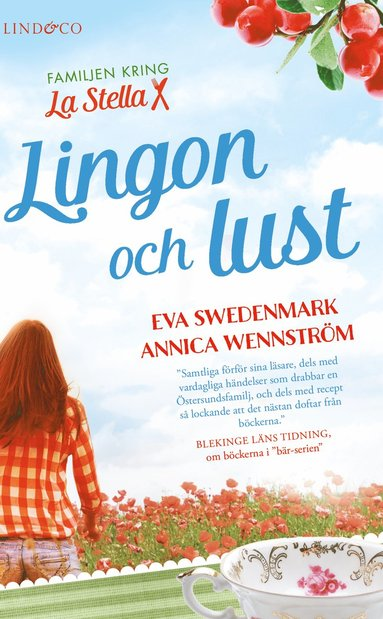 bokomslag Lingon och lust