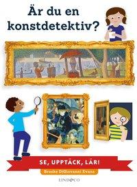 bokomslag Är du en konstdetektiv?