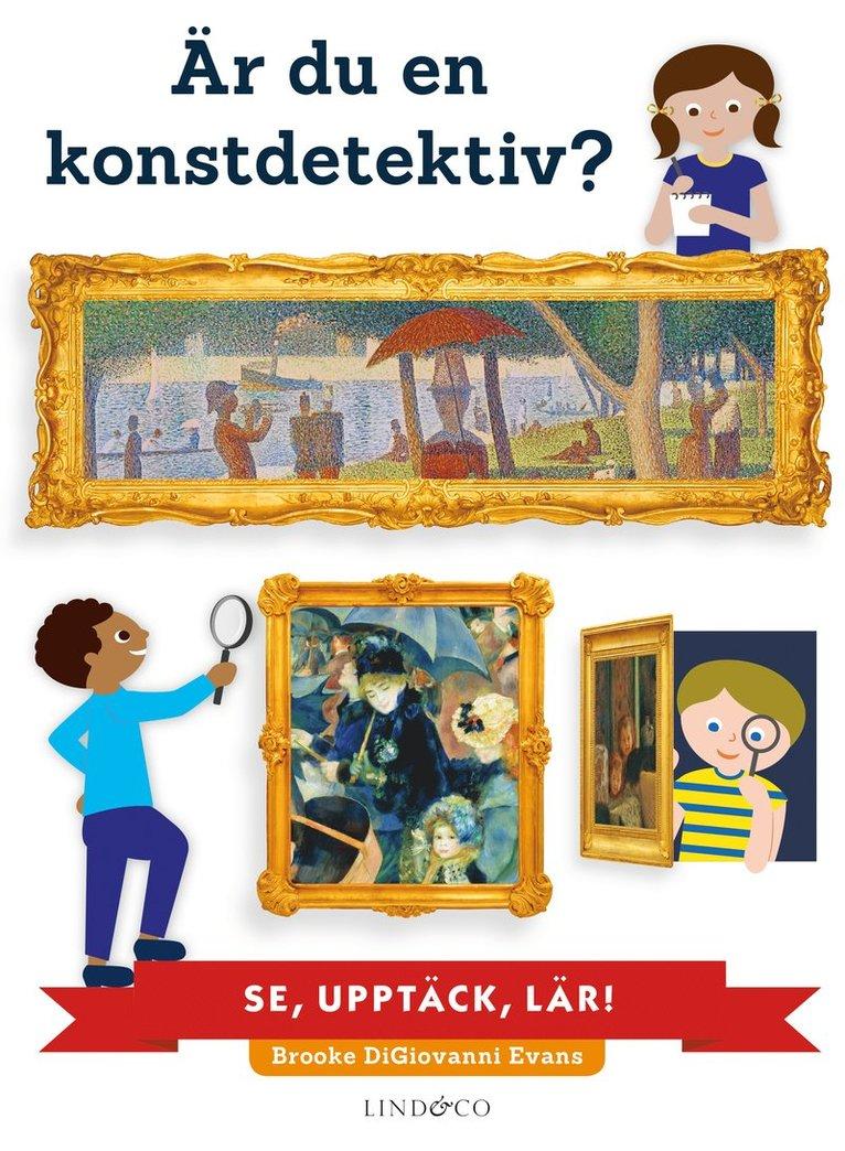 Är du en konstdetektiv? 1