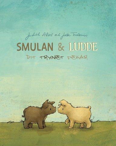 bokomslag Smulan & Ludde : dit trynet pekar