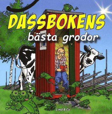 bokomslag Dassbokens bästa grodor