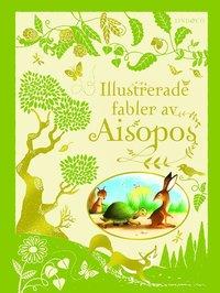bokomslag Illustrerade fabler av Aisopos