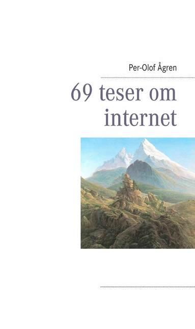 bokomslag 69 teser om internet