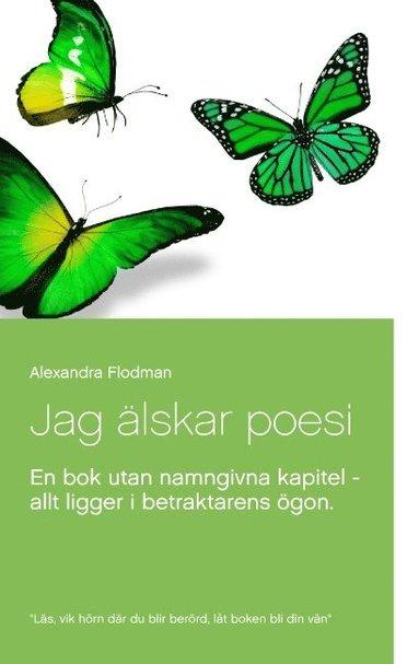 bokomslag Jag älskar poesi