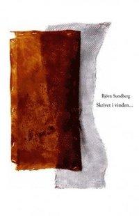 bokomslag Skrivet i vinden