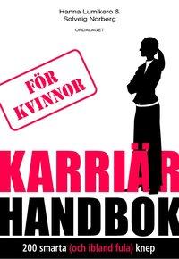 Karriärhandbok för kvinnor