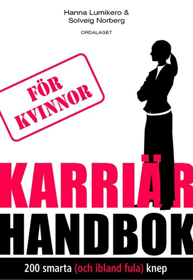 bokomslag Karriärhandbok för kvinnor