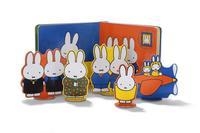 bokomslag Miffys familj : lek- och pusselbok
