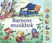 bokomslag Barnens musikbok