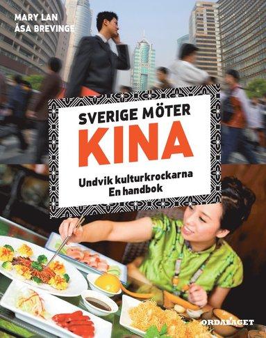 bokomslag Sverige möter Kina : undvik kulturkrockarna