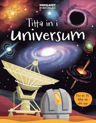 bokomslag Titta in i universum
