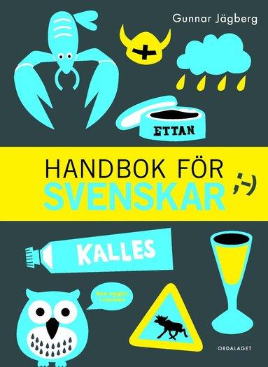 bokomslag Handbok för svenskar