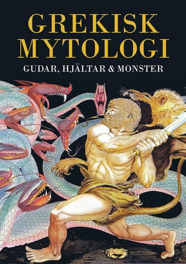 bokomslag Grekisk mytologi : gudar, hjältar & monster