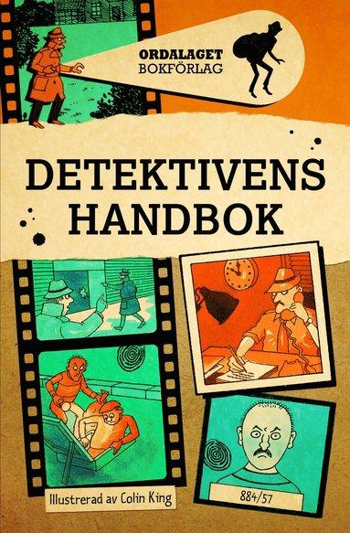 bokomslag Detektivens handbok
