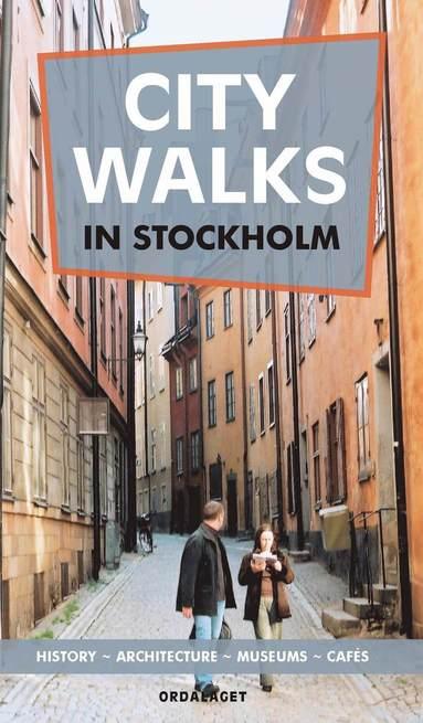 bokomslag City walks in Stockholm
