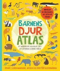 bokomslag Barnens djuratlas