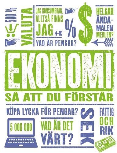 bokomslag Ekonomi : så att du förstår