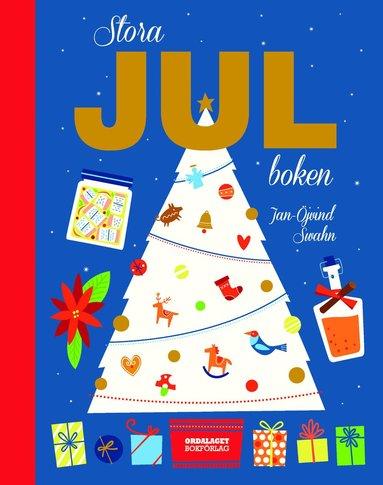 bokomslag Stora julboken