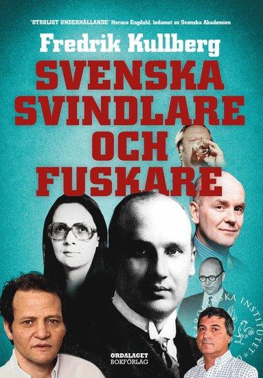 bokomslag Svenska svindlare och fuskare