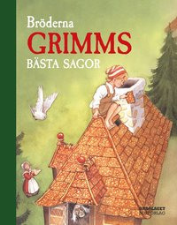 bokomslag Bröderna Grimms bästa sagor