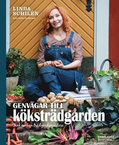 bokomslag Genvägar till köksträdgården