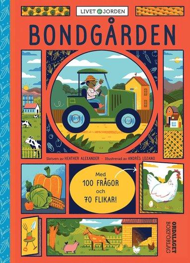 bokomslag Bondgården