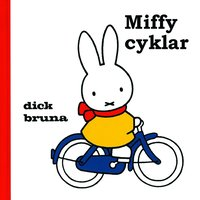 bokomslag Miffy cyklar