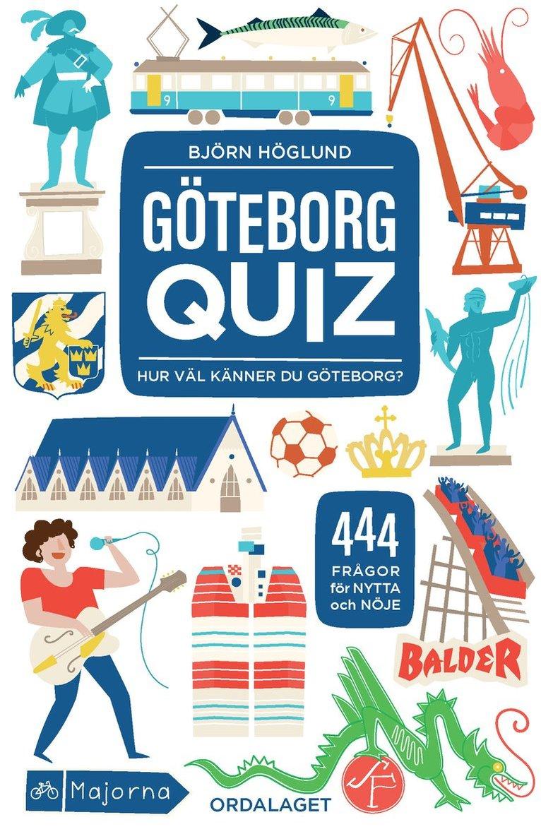 Göteborgquiz : hur väl känner du Göteborg? 1