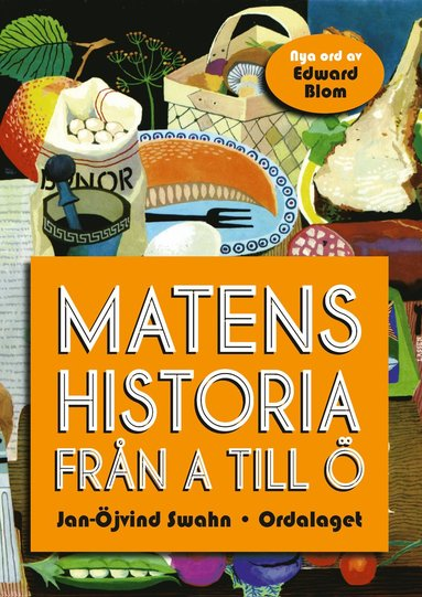 bokomslag Matens historia från A till Ö