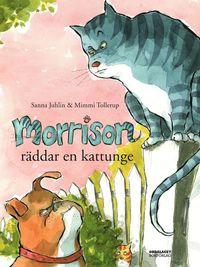 Morrison räddar en kattunge