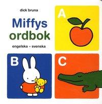bokomslag Miffys ordbok: Engelska-svenska